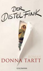 Der Distelfink von Donna Tartt