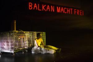 BALKAN MACHT FREI/Residenztheater