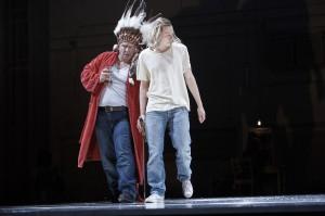 EINES LANGEN TAGES REISE IN DIE NACHT/Residenztheater